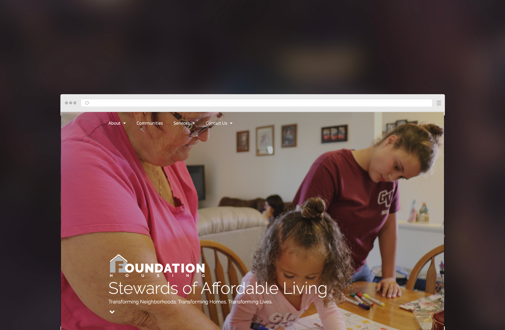 Foundation Housing