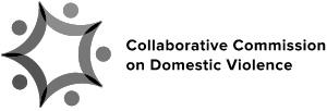 Collaborative Commission on Domestic Violence Logo